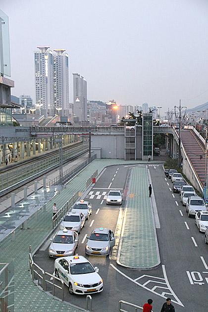Night Photography Busan