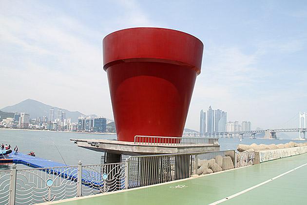 Smoking Pot in Busan