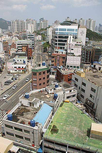 Busan 2012