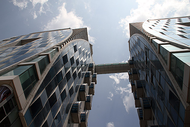 Busan Architecture
