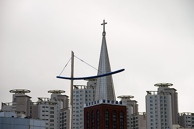 Busan Churches