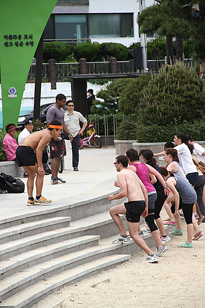 International-Fitness-Busan