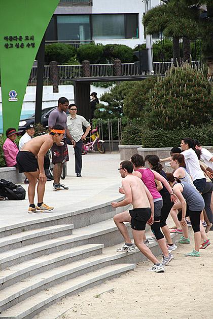 International-Fitness-Busan