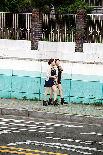 Korean High Heels