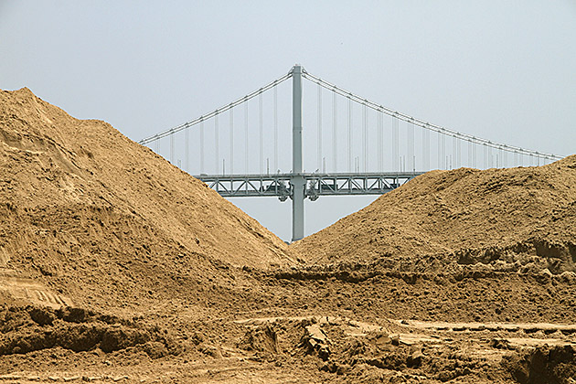 Sand Bridge Busan