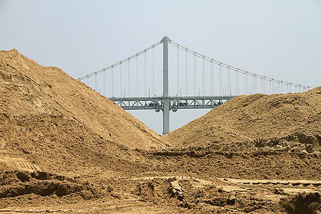 Sand Bridge Busan