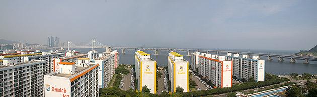 Busan-Panorama