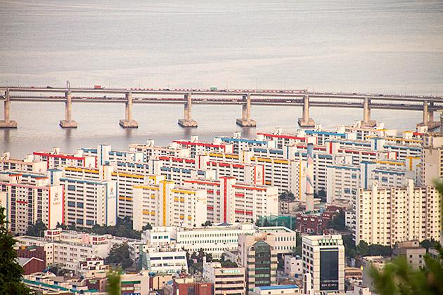 Samick Beach Town Busan