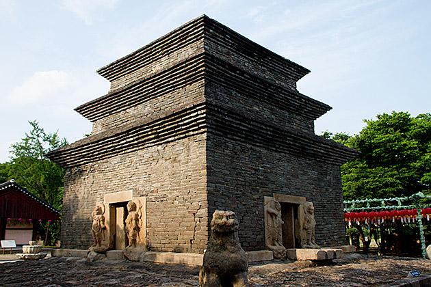 Bunhwangsa-Temple