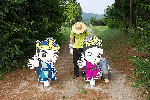Gyeongju-Mascots