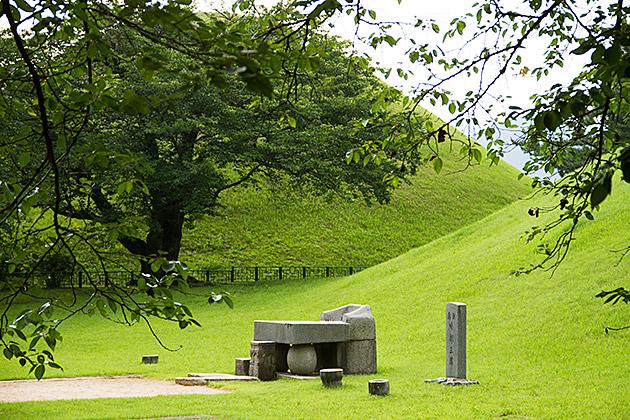 Gyeongju-Altar