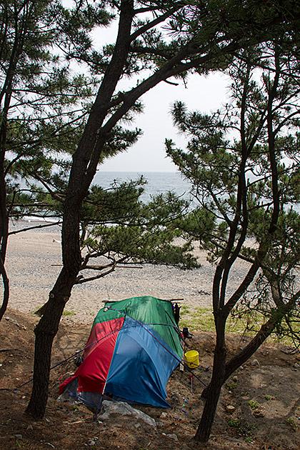 Camping Korea