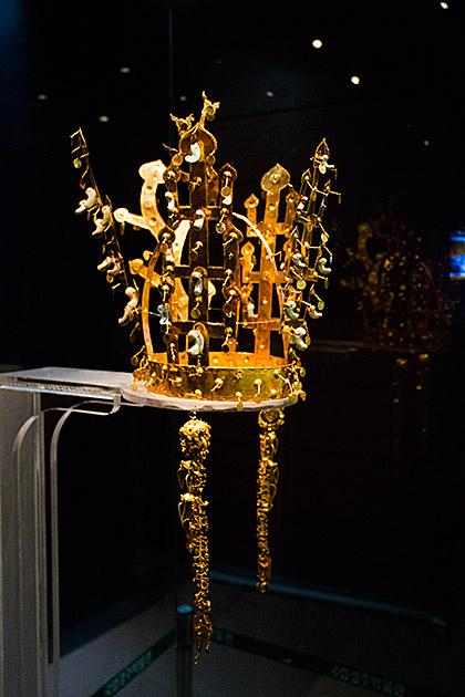 Golden Crown Korean