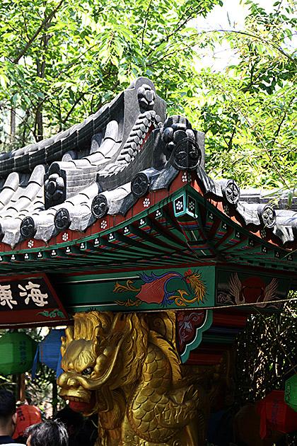Gate Temple