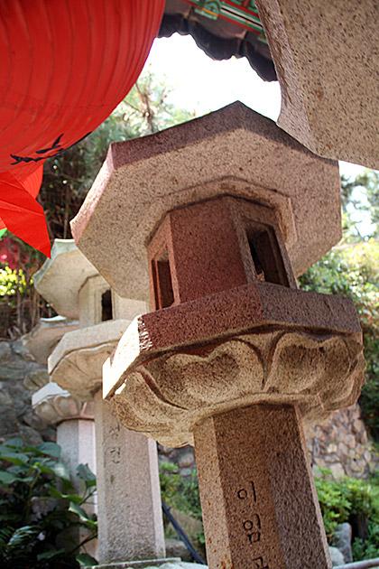 Stone Lantern Korea