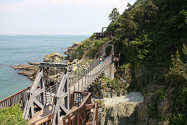 Hang Bridge Korea