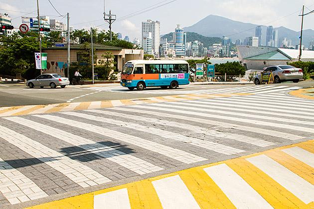 Colors of Busan