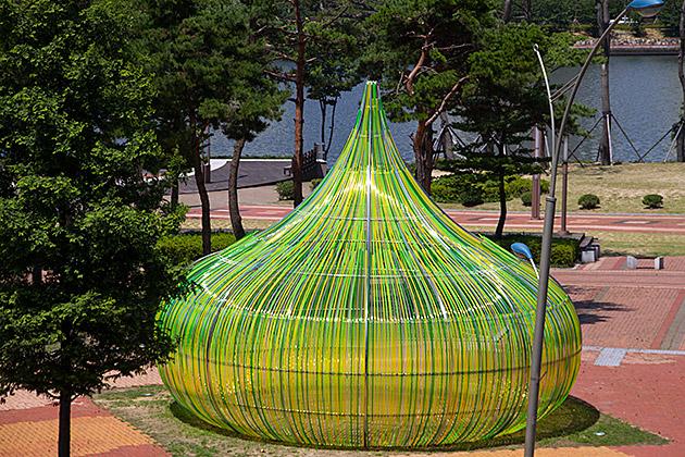 Hershey-Sculpture