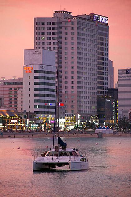 Yacht Busan