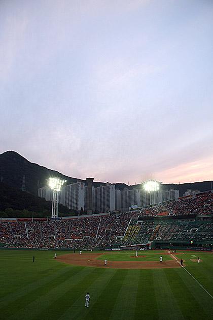Sajik-Stadium-Busan