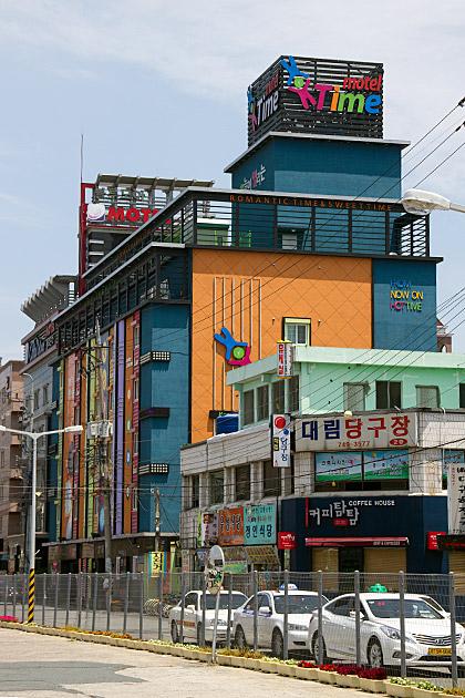 Time Motel Korea