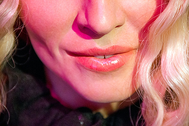 Madonna-Lips