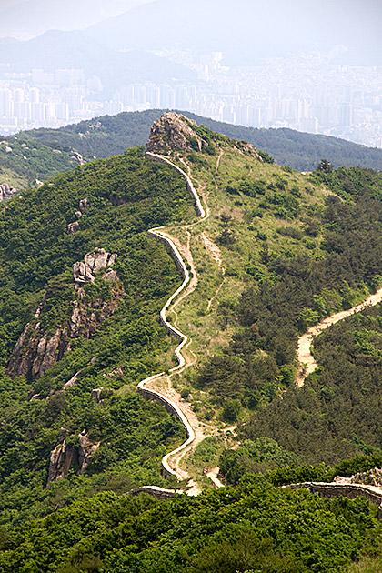 Geumjeongsan-Hike