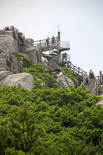 Peak-Mount-Geumjeongsan