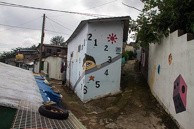 Graffiti-Korea