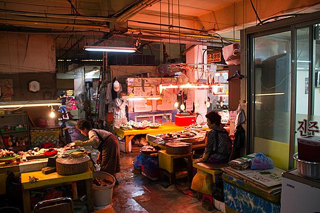 Oncheon-Market