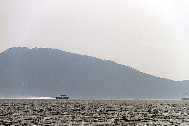 High Speed Ferry Busan