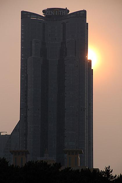 Sunset Busan