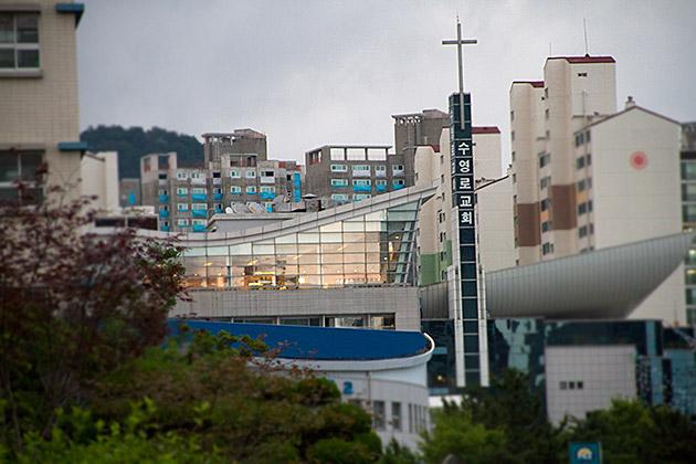 Churches Busan
