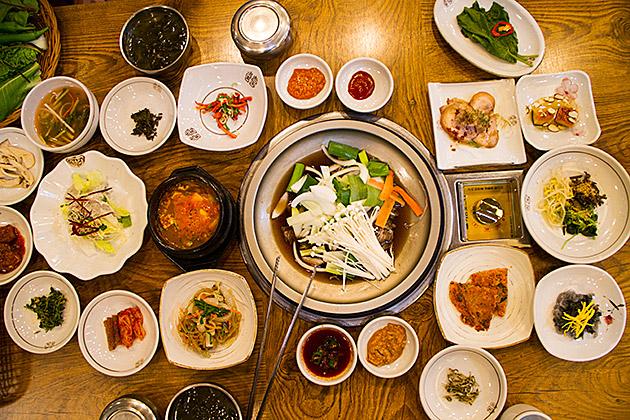 Gyeongju-Ssambap