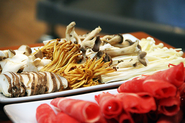 Shabu Mushrooms