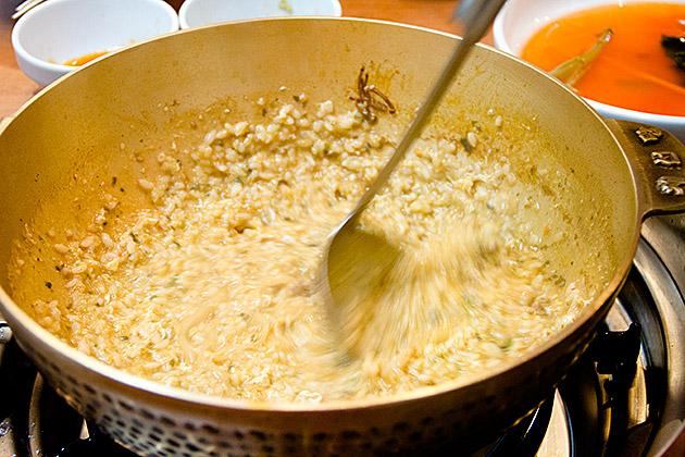 Shabu Rice
