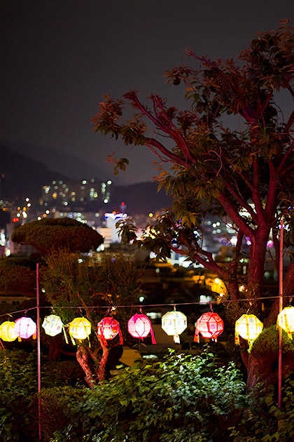 Busan At Night