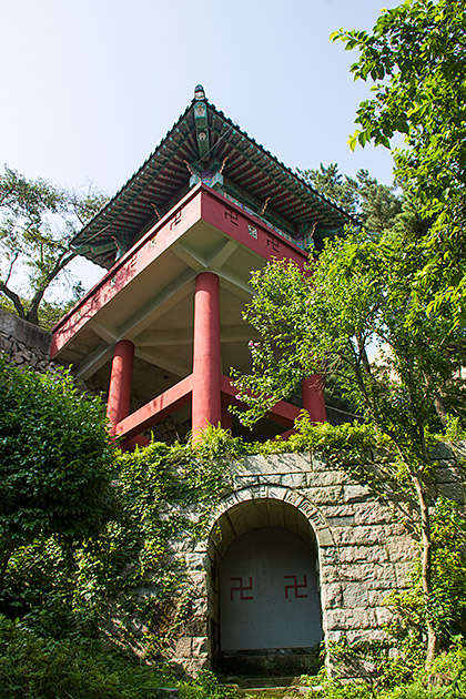 Buddhist Tower