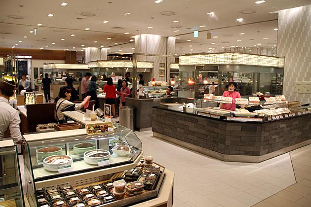 Fancy Food Court