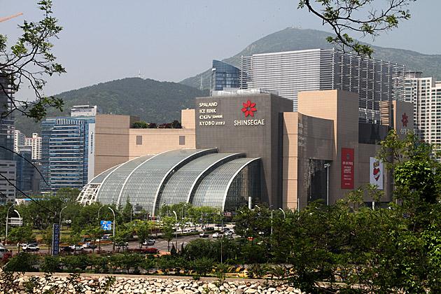 Shinsegae-Busan
