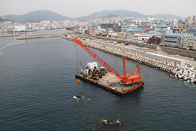 Constructions-Work-Busan