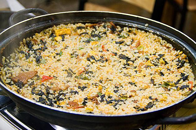 Galbi Rice