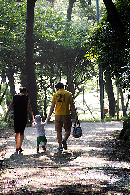 Family Walk Busan