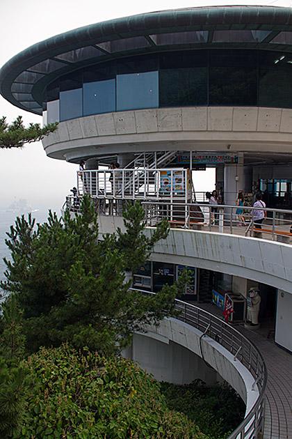 Taejongdae-Observatery