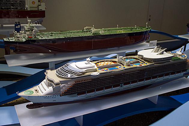 Busan Cruise Ship
