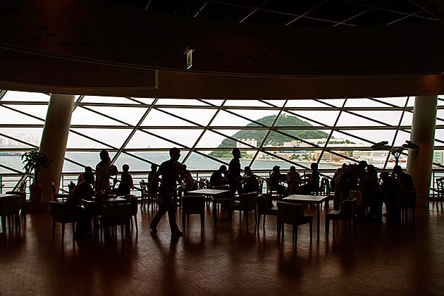 High Tech Restaurant