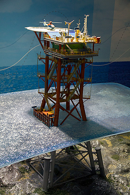 Off Shore Drilling