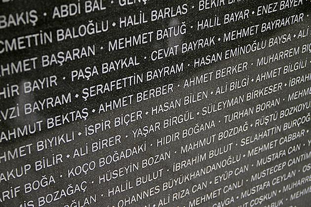 Fallen Turks