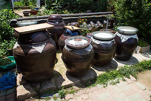 Kimchi Pots