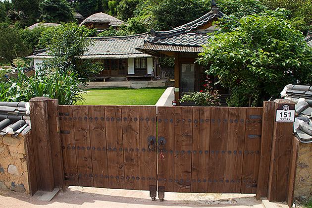 Traditional-House-Korea